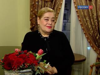 Лариса Гергиева отмечает 50-летие творческой деятельности