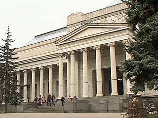 На базе ГМИИ имени Пушкина создается музейный кластер мирового уровня