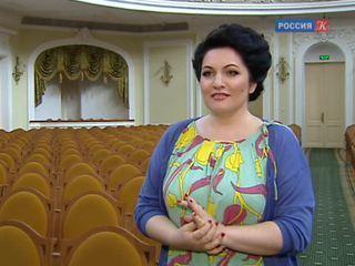 Хибла Герзмава выступила на вечере камерной музыки