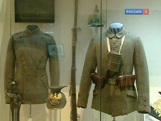 Масштабная выставка к 100-летию начала Первой мировой открылась в Историческом музее
