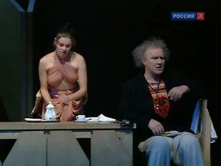 94-й сезон театра имени вахтангова начался безумного