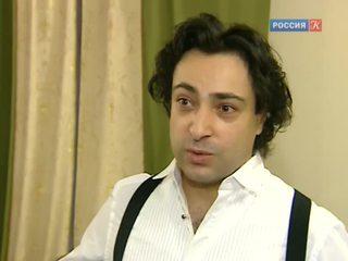 Родион Погосов дал сольный концерт в столице