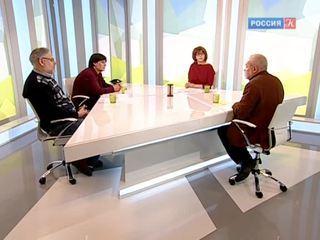 Михаил Хазин, Евгений Бунимович и Николай Андреев. Эфир от 04.02.2015