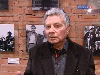 К 90-летию Павла Хомского. Выставка в Бахрушинском музее