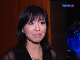 В Москве выступила японская пианистка и композитор Кейко Мацуи