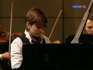 Пианист Даниил Харитонов завоевал Гран-при конкурса Владимира Крайнева