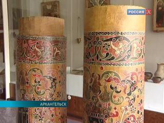 В Архангельске реставрируют старинные церковные подсвечники
