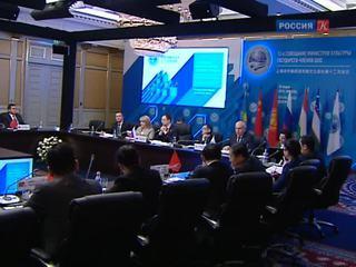 В столице проходит XII Совещание министров культуры государств-членов ШОС