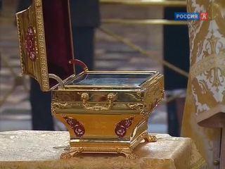 В города России доставят мощи Крестителя Руси