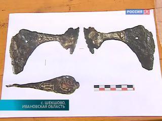 В Ивановской области продолжаются раскопки памятников эпохи князя Владимира