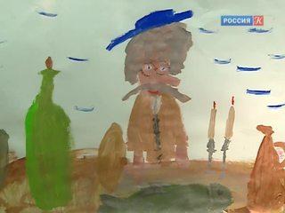 Работы молодых аниматоров собраны на выставке
