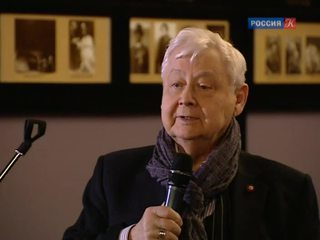 Олег Табаков назван в списке самых обеспеченных актеров по версии журнала Forbes