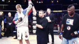 Российские бойцы на Bellator