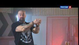 Сергей Бадюк испытал пистолет-невидимку