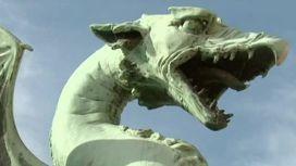 Архитектура Любляны. Легенда о драконе