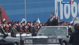 Для президента разработают отечественный лимузин