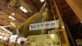 Самолет вертикального взлета и посадки