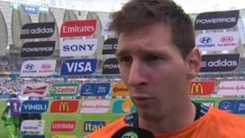 Лионель Месси - футболист с другой планеты