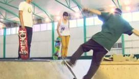 Мастер-класс для начинающих скейтеров