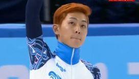Виктор Ан стал лучшим спортсменом ноября