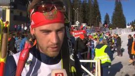 Шипулин поделился своими лыжами с Малышко