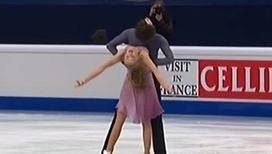 Лучшие российские танцоры - Степанова и Букин