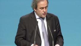 Мишель Платени третий раз стал президентом УЕФА
