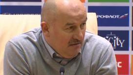 Черчесов исполнил все пожелания Денисова