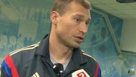 Березуцкий доволен игрой ЦСКА, но результата нет