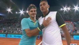 Сенсационное поражение лучшего теннисиста в истории