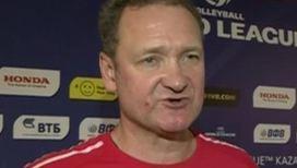 Главный тренер сборной России по волейболу подал в отставку
