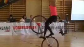 Скоро может появиться новый вид велосипедного спорта