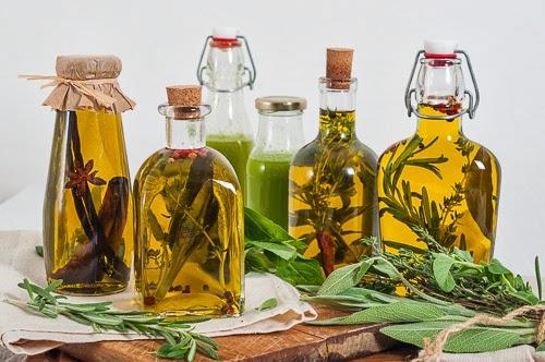 Как сделать ароматизированное масло