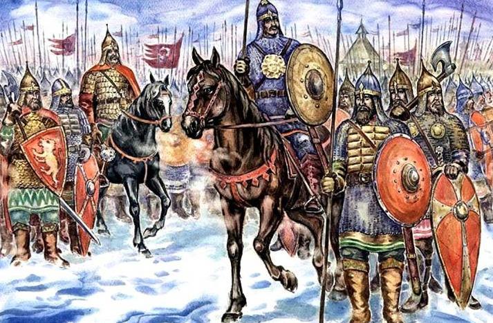 Великие битвы россии - история россии всемирная история в десяти томах